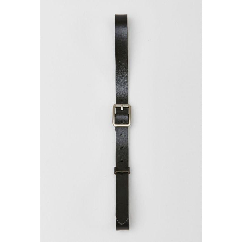 KetzKe Everyday Slim Belt - Black, black belt, Ketzke Stockist