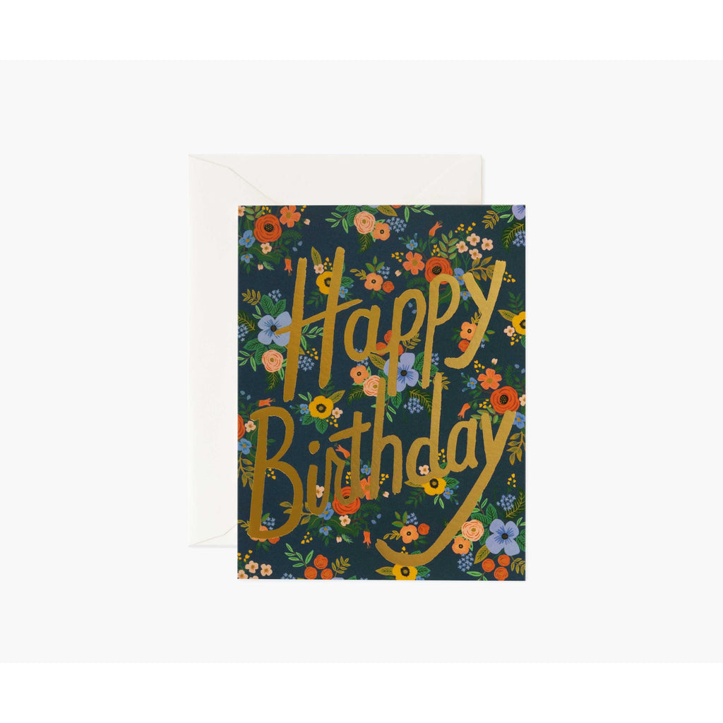 Garden Birthday Cards Default Title Rifle Paper