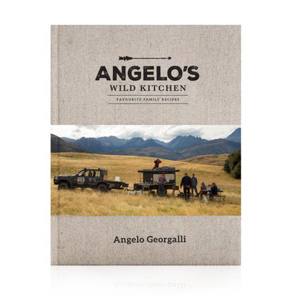 Angelo's Wild Kitchen: Favourite Family Recipes Books Default Title Beatnik Publishing Ltd