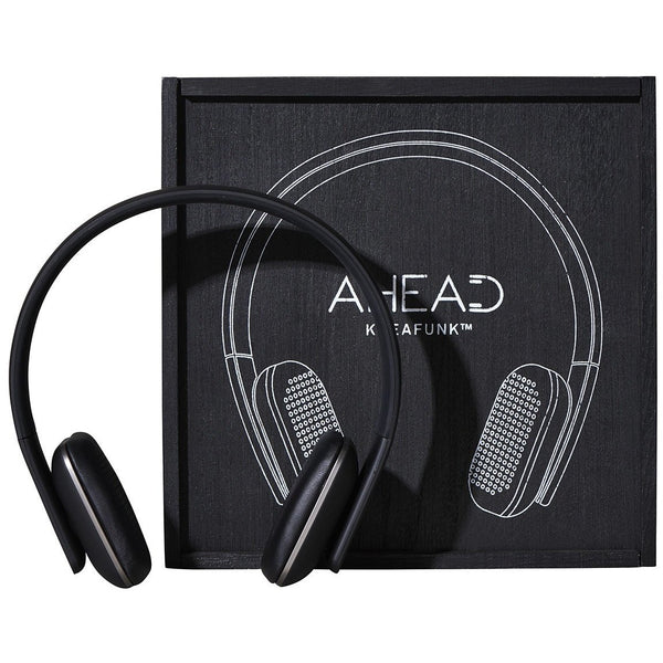 Ahead Black Edition Bluetooth Headphones