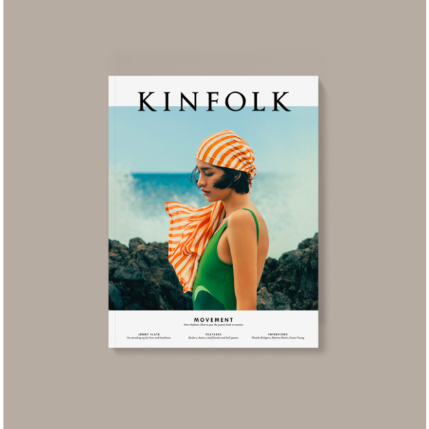 Kinfolk - Issue Thirty Six - Movement Issue Books Default Title Curated Group