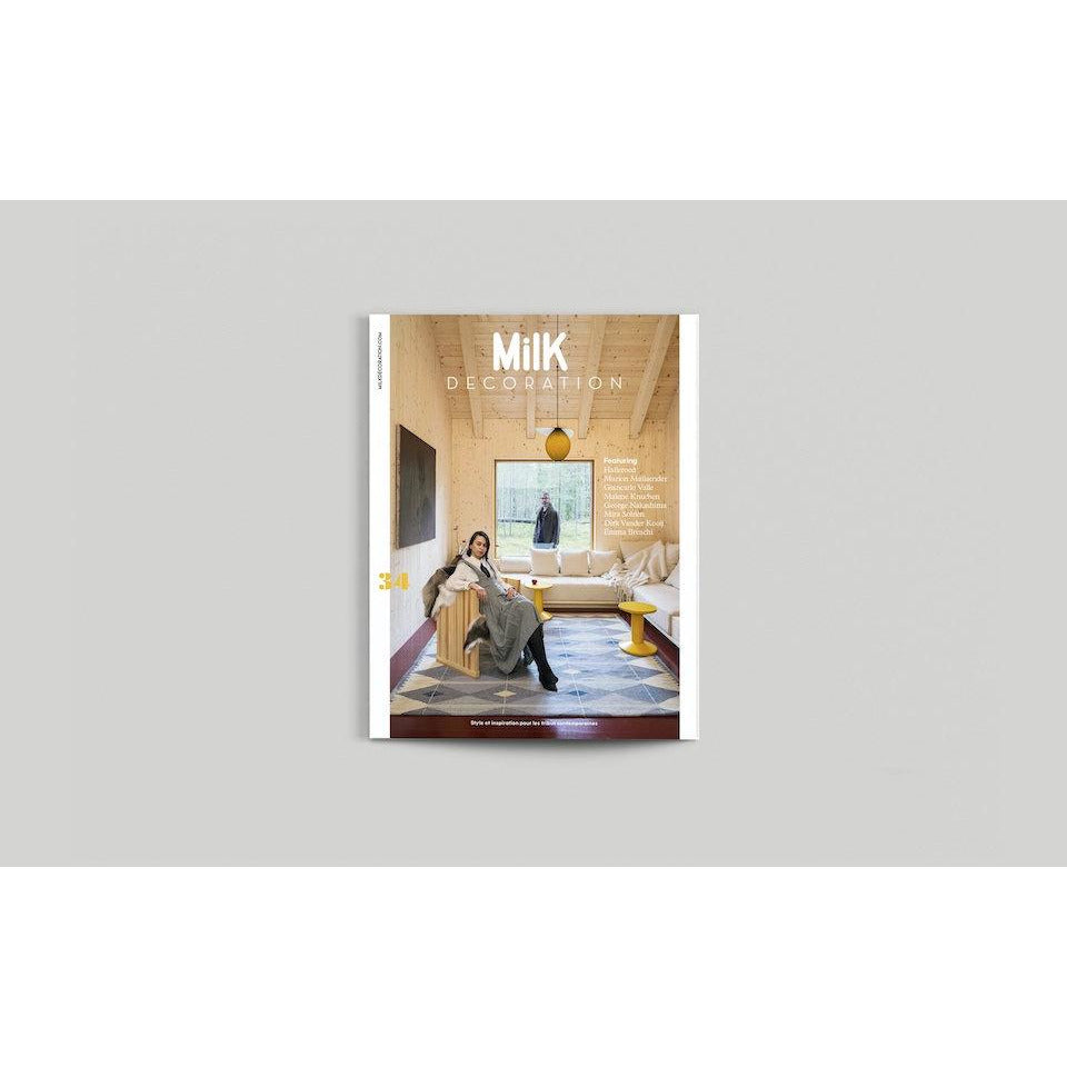 Milk Decoration #34 Books Default Title Milk Decoration