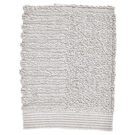 Wash Cloth - Soft Grey Towels + Cloths Default Title Zone Denmark