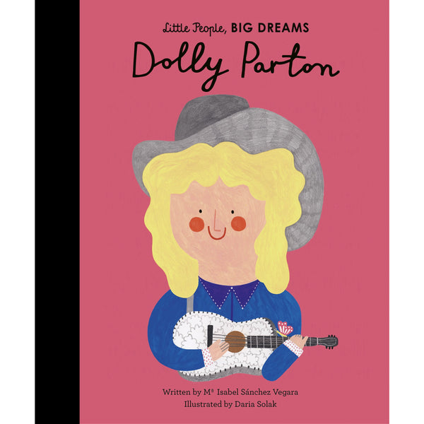 Dolly Parton : Little People Big Dreams Play Default Title Allen & Unwin