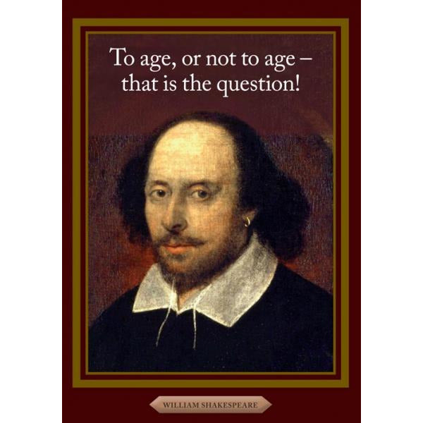William Shakespeare Cards Default Title Cath Tate