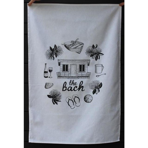 The Bach Tea Towel