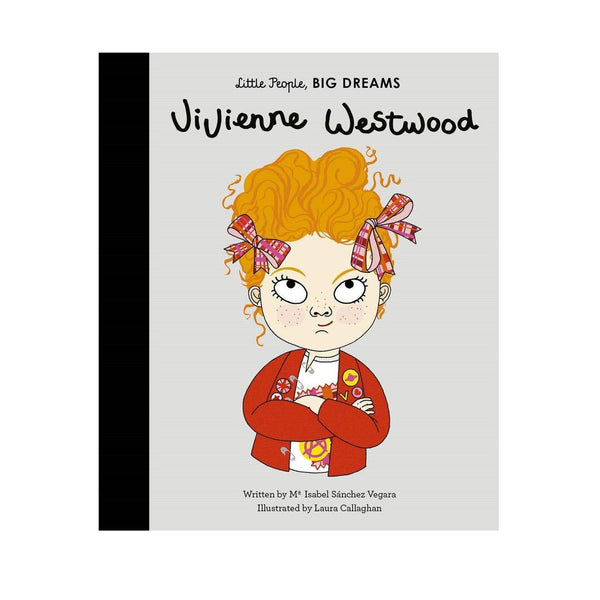 Vivienne Westwood: Little People, Big Dreams Play Default Title Allen & Unwin