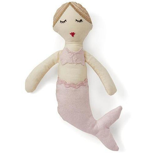 Milla Mermaid Rattle Baby Default Title Nana Huchy