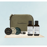 Triumph & Disaster Road Less Travelled Dopp Haircare Travel Kit, Haircare Travel Kit, Triumph & Disaster