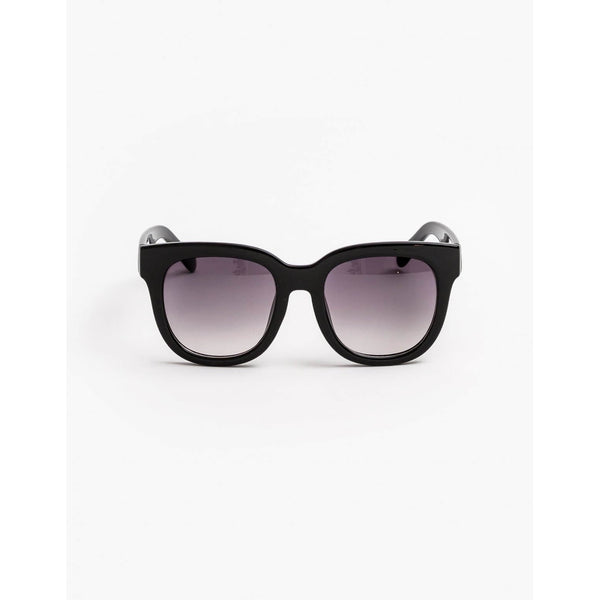 Stella & Gemma Evelyn Sunglasses Black or Champagne