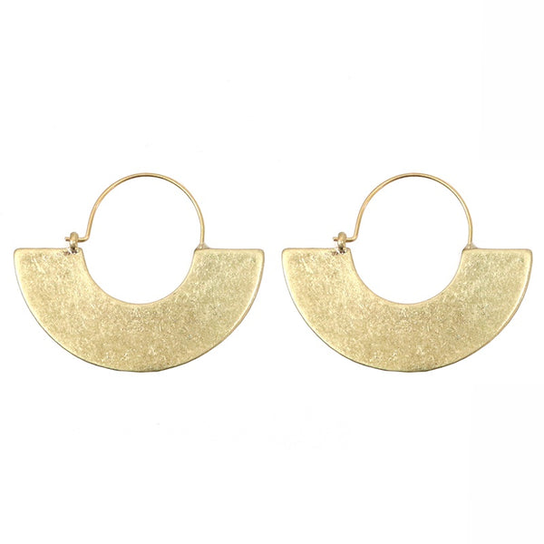 Gold Rosalee Earrings