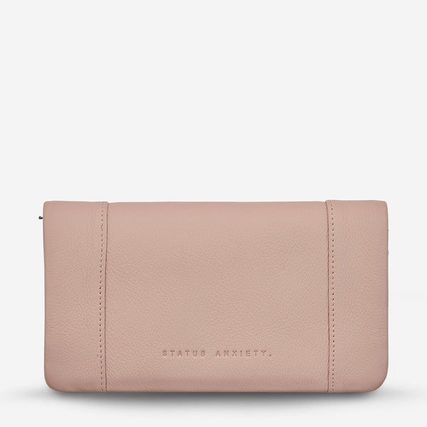 Some Type Of Love Wallet - Dusty Pink Bags + Wallets Default Title Status Anxiety