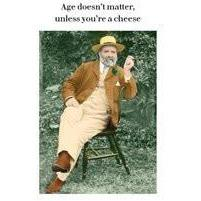 Age Doesn't Matter Cath Tate Cards