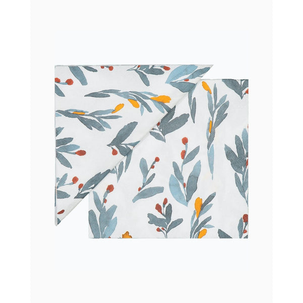 Hyhma Grey Napkins - 2 Sizes Outdoor Table Cocktail,Luncheon Marimekko