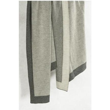 Bianca Lorenne Knitted Woollen Throw