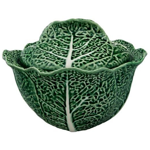 Cabbage 3L Tureen - Natural Serveware Default Title Bordallo Pinheiro