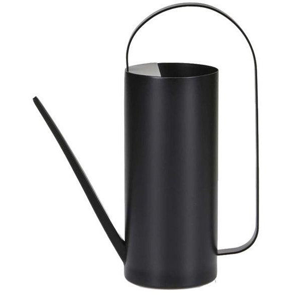 Herb & Sprout Watering Can 1.5Ltr - Black Garden Tools + Planters Default Title Zone Denmark