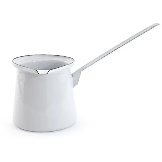 Dishy Enamel Butter Melter, Auckland Stockist Dishy, Enamel Butter Melter