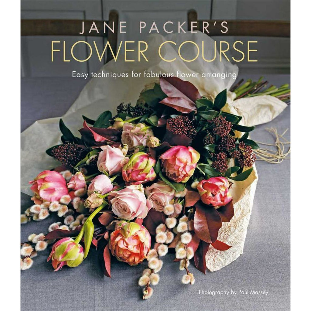 Jane Packer's Flower Course Books Default Title Ryland Peters Small
