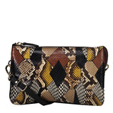 Saben Patchwork Tilly Bag with Strap