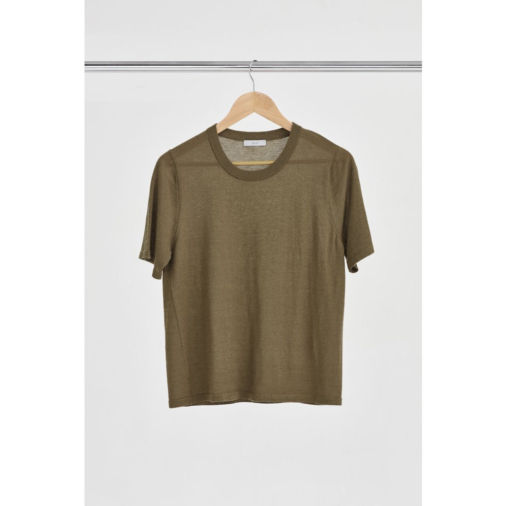 Laing Beaux Featherweight Cashmere Tee