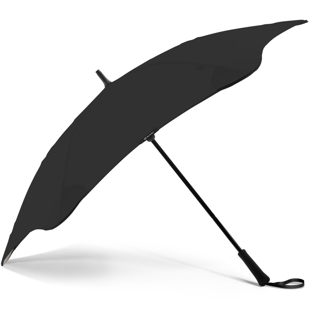Classic Umbrella - 10 Colours Umbrellas Black Blunt
