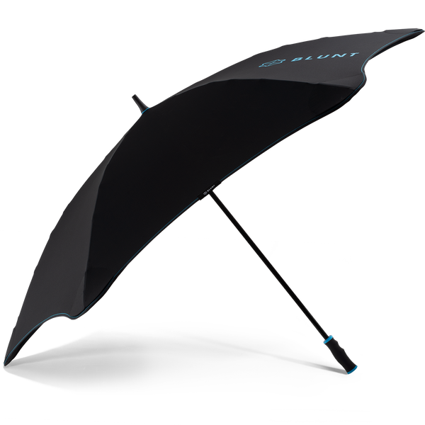 Sport Umbrella - 3 Colours Umbrellas Black/Blue Blunt