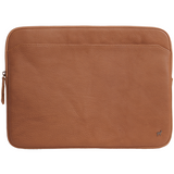 Duffle & Co Blackwell Tan Leather Laptop Sleeve