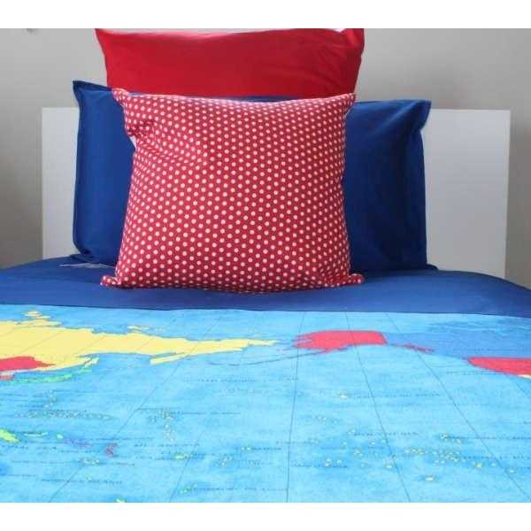 Around the World Duvet Cover Set