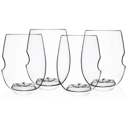 Govino White Wine Glasses Set of 4