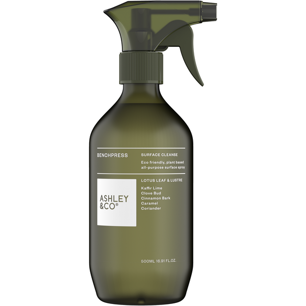 Ashley & Co Benchpress Surface Cleaning Spray