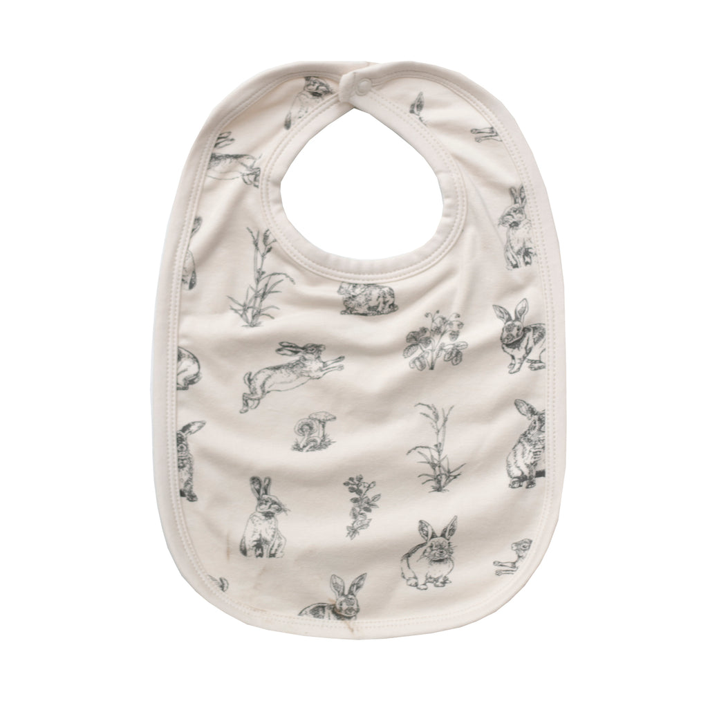 Essentials Bib - 3 Colours Baby Almond Burrowers Burrow & Be
