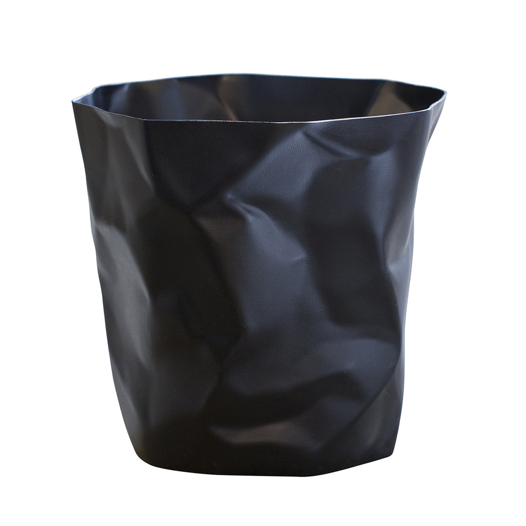 Bin Bin Trash Can  - 2 Colours Cleaning + Brushware Black Essey