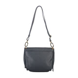 Saben Prussian Blue Leather Fifi Bag, Saben NZ Stockist