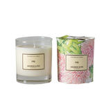 George & Edi Classic Range Standard Soy Candle Fig Candle NZ Made