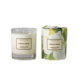 George & Edi Classic Range Standard Soy Candle French Pear Candle NZ Made