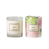George & Edi Classic Range Standard Soy Candle Peony Candle NZ Made