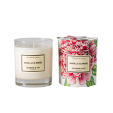 George & Edi Classic Range Standard Soy Candle Vanilla & Anise Candle NZ Made