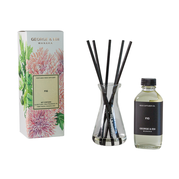 George & Edi Room Diffuser Fig NZ Made