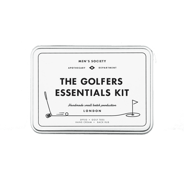 Men's Society The Golfers Essentials Kit, Men's Society NZ, Golfers Essentials Kit