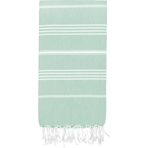 Hammamas Turkish Towel Original Mint