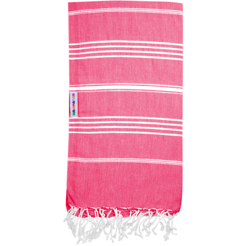 Hammamas Turkish Towel Original Watermelon
