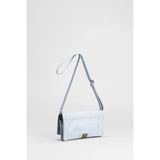 Elk Gauto Bag Grey, Elk Leatherwear, Elk Clutch Bag
