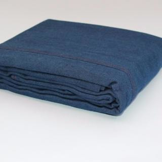 All Denim Duvet Cover Set, NZ Made bed linen, 100% Cotton Bed linen