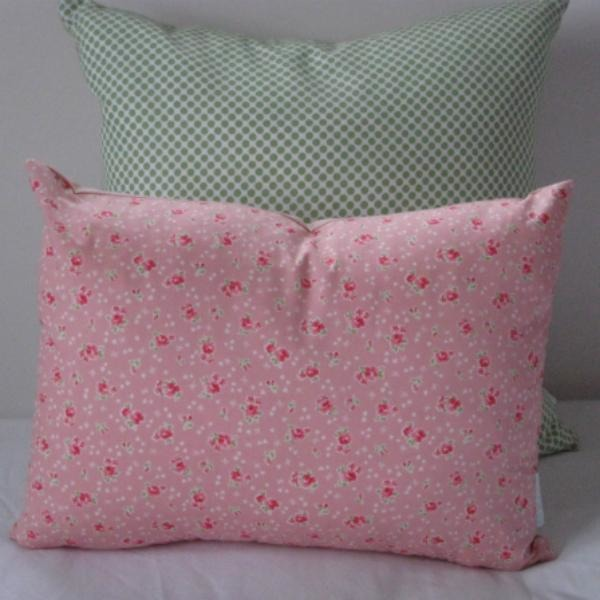 Felicity Cushion Cover, cotton bed linen, NZ made bed linen
