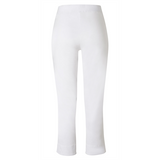 Everyday 7/8 Pant - White Womens Clothing 8,10,12,14 Loobie's Story
