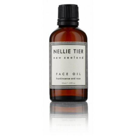 Nellie Tier Face Oil NZ Made Natural Botanicals