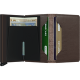 Secrid Slimwallet Wallet Rango Brown Aluminum Credit Cardprotector Mens Wallets Womens Wallets