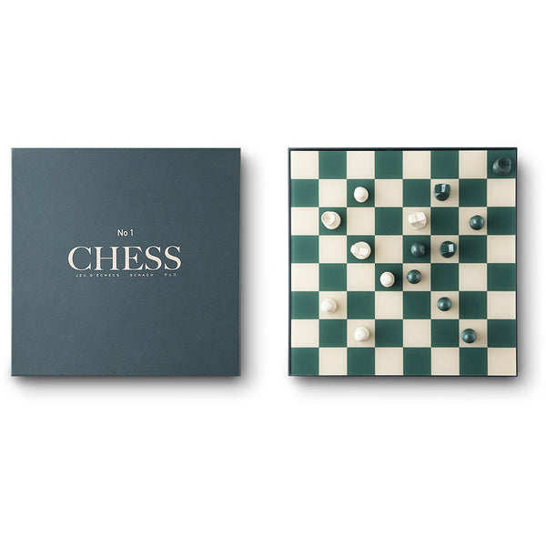 Classic Games Chess Games + Puzzles Default Title Printworks