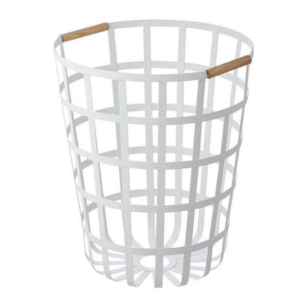 YYamazaki Round Laundry Basket, Father Rabbit Yamazaki Round Laundry Basket, Round Storage Basket, Laundry Basket, Father Rabbit Laundry Basket